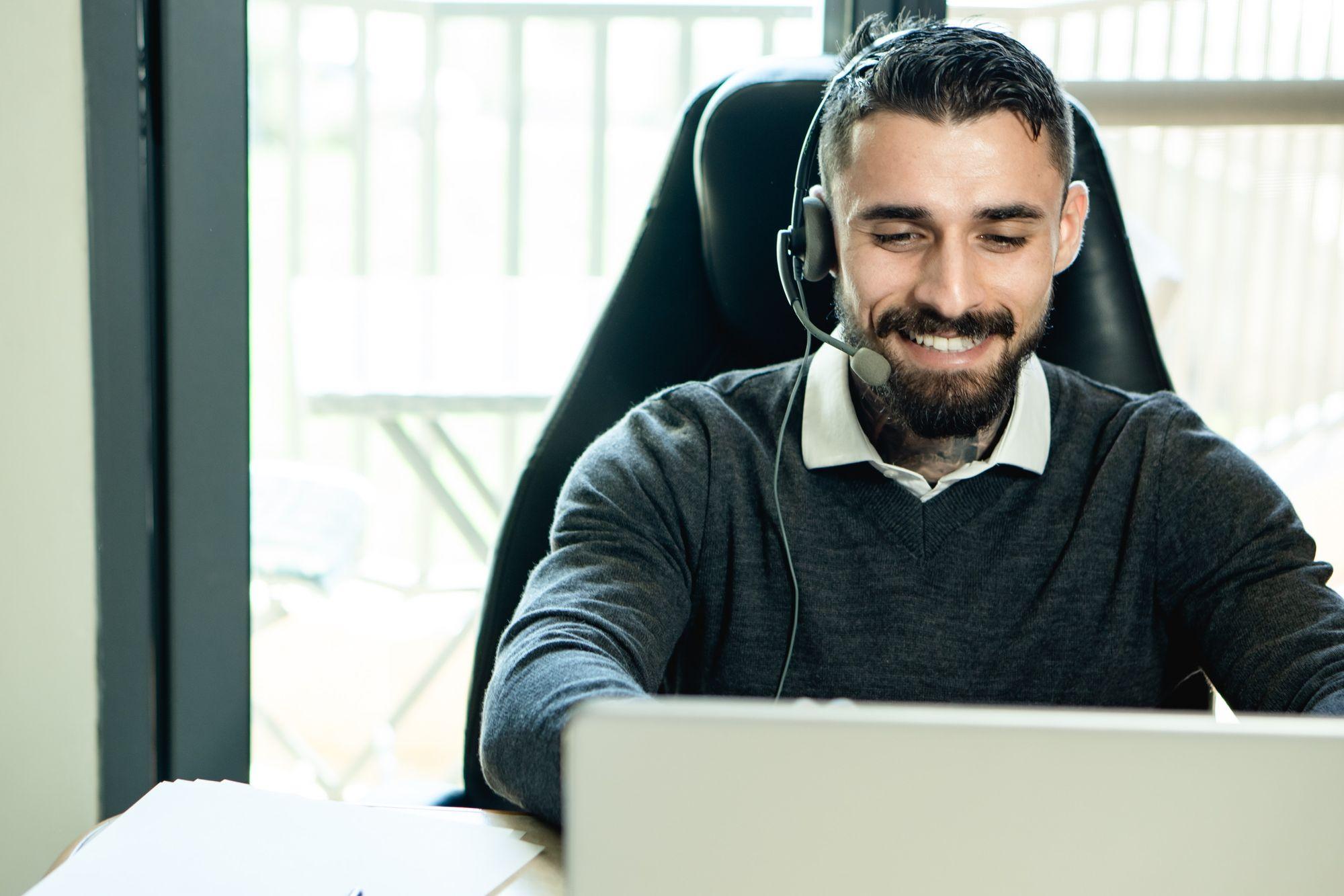 Narzędzia powinny być wsparciem dla klientów, ale także dla pracowników customer service
