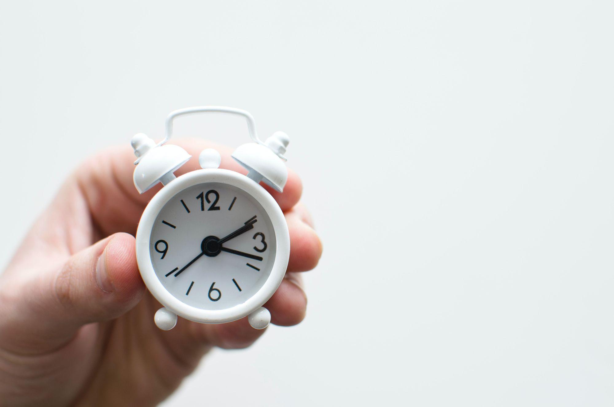 oszczędzać czas